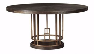 Picture of WOODWRIGHT DINING TABLE