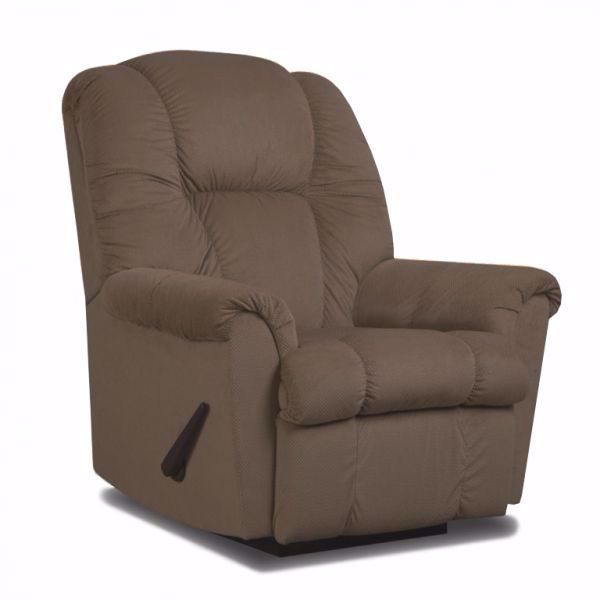 Picture of RUBEN RECLINER TOFFEE