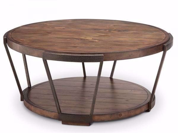 Picture of YUKON COCKTAIL TABLE