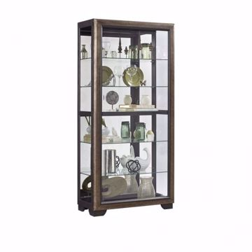 Picture of SLIDING FRONT CURIO