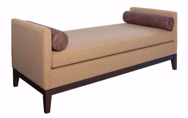 Picture of AMBER ACCENT BENCH