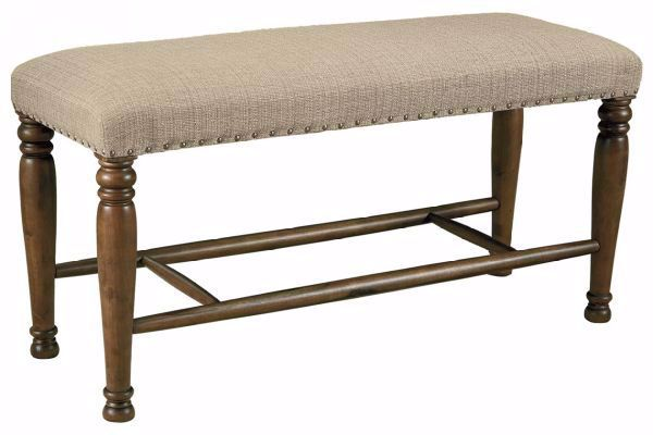 Picture of LETTNER UPHOLSTERED BENCH
