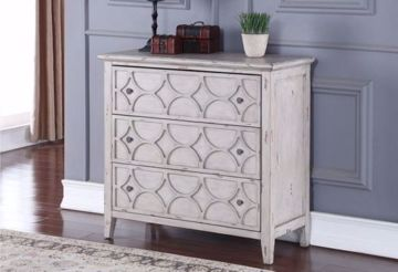 Picture of LUCIA ACCENT CHEST GREY