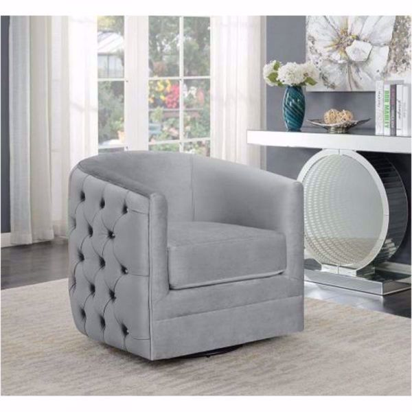 Picture of AGUZTO SWIVEL CHAIR