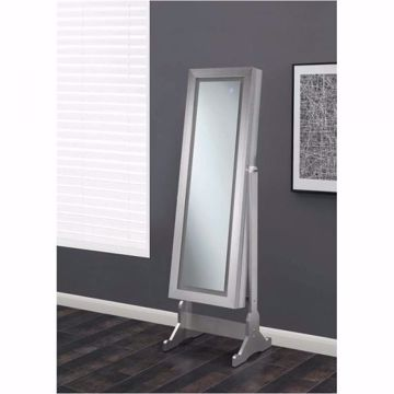 Picture of SILVER JEWELRY CHEVAL MIRROR