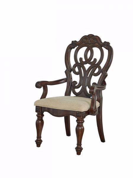 Picture of ROYALE ARM CHAIR