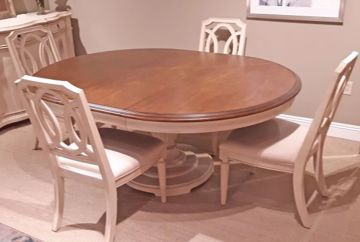 Picture of PROVENANCE DINING TABLE & 4 CHAIRS