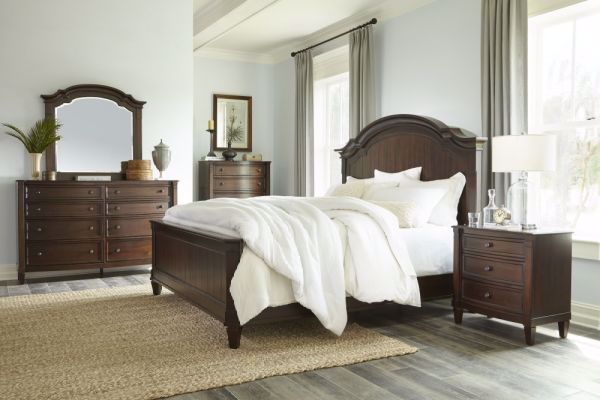 Picture of MALLORY KING PANEL BED
