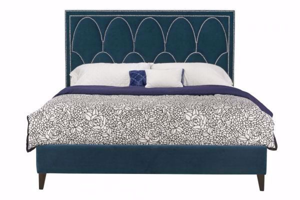 Picture of SIMONE KING UPHOLSTERED BED