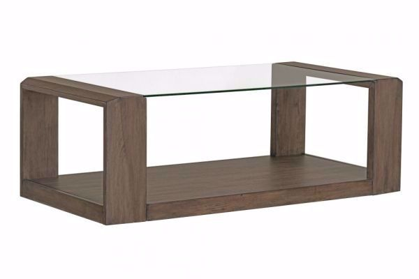 Picture of SONATA BROWN COCKTAIL TABLE