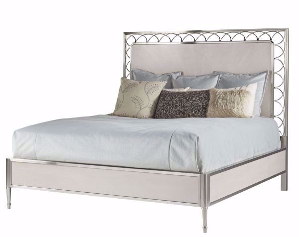 Picture of LA SCALA KING PANEL BED