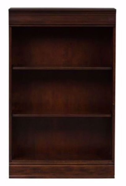 "Picture of BRAYTON MANOR 48"" BOOKCASE"