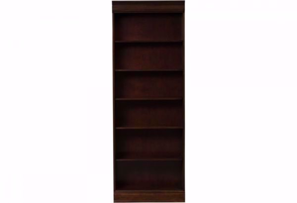 "Picture of BRAYTON MANOR 84"" BOOKCASE"