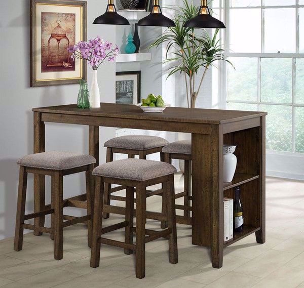 Picture of EVERETT 5-PC. PUB DINING SET