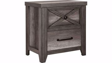 Picture of XAVIER NIGHTSTAND