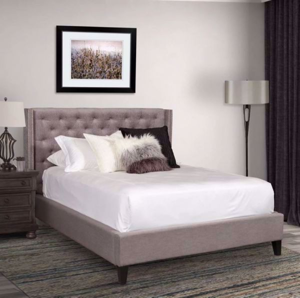 Picture of KAYLA QUEEN UPHOLSTERED BED