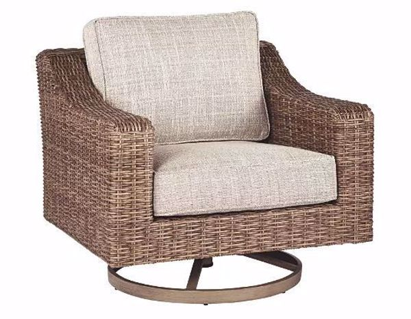 Picture of BEACHCROFT LOUNGE SWIVEL CHAIR