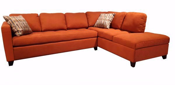 Picture of DEXTER 2-PC. SLEEPER SECTIONAL