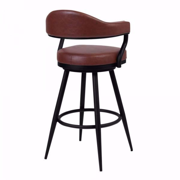 "Picture of JUSTIN 26"" COUNTER STOOL COFFEE"