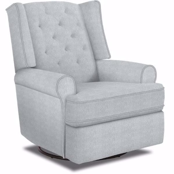 Picture of KENDRA SWIVEL GLIDER RECLINER