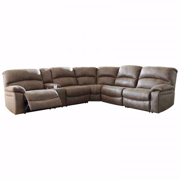 Picture of SEGBURG 4-PC. MOTION SECTIONAL