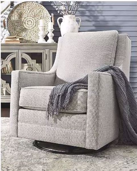 Picture of KAMBRIA SWIVEL GLIDER ACCENT CHAIR