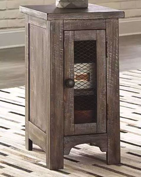 Picture of DANELL RIDGE CHAIRSIDE TABLE