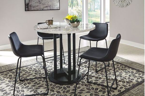 Picture of CENTIAR ROUND COUNTER HEIGHT TABLE