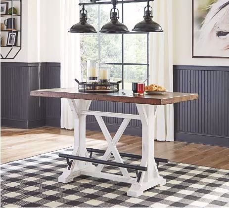 Picture of VALEBECK COUNTER HEIGHT BAR TABLE