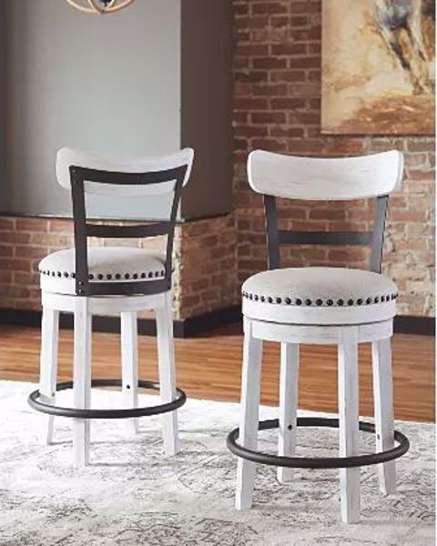 """Picture of VALEBECK 24"""" BAR STOOL"""