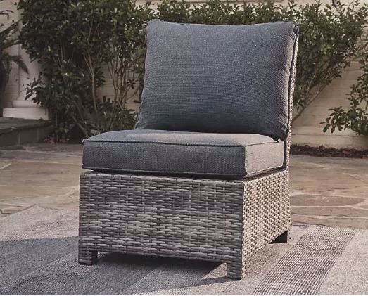 Picture of SALEM BEACH ARMLESS CHAIR