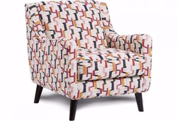 Picture of FIDDLESTICKS ACCENT CHAIR