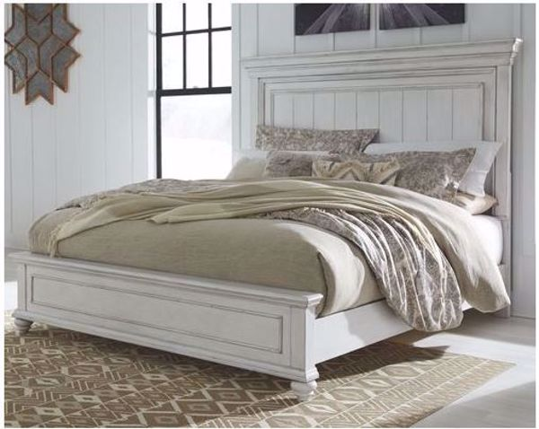 Picture of KANWYN KING PANEL BED