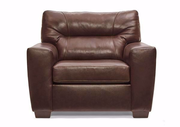Picture of LAVISH CHESTNUT CHAIR