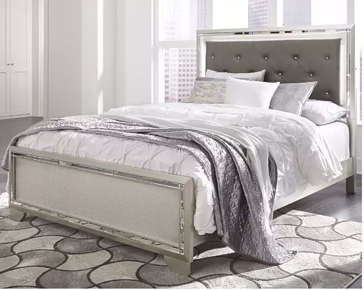 Picture of LONNIX FULL PANEL BED