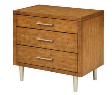 Picture of BAMBOO WAVE NIGHTSTAND