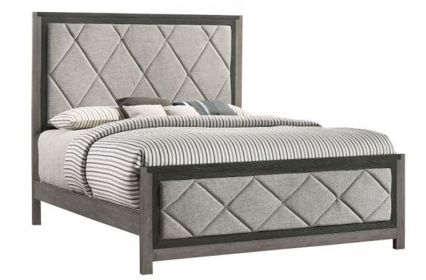Picture of CARTER KING UPHOLSTERED BED