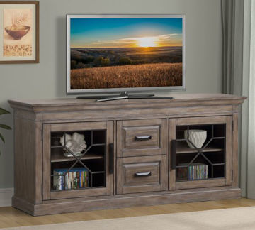"Picture of SUNDANCE 76"" TV CONSOLE SANDSTONE"