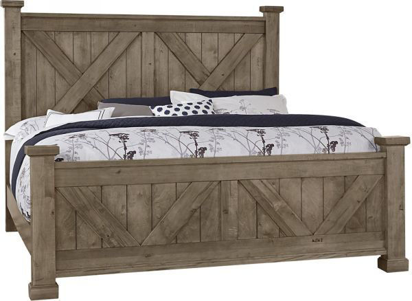 Picture of COOL RUSTIC KING BED