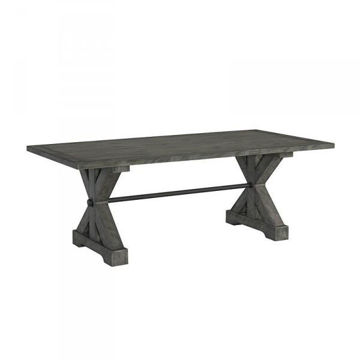 Picture of OLD FORGE TRESTLE DINING TABLE
