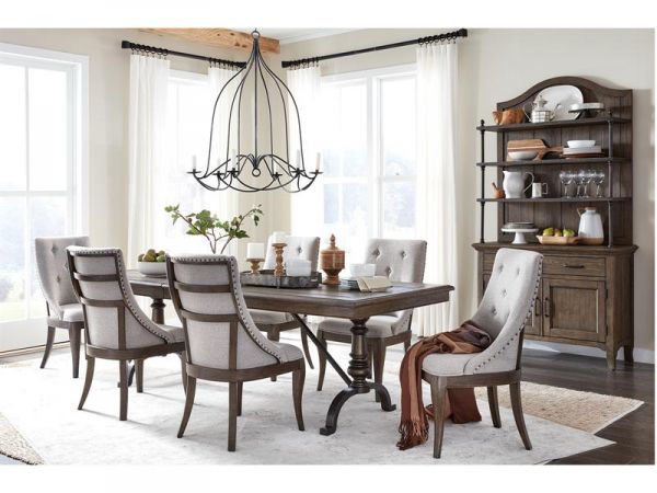 Picture of ROXBURY MANOR DINING TABLE
