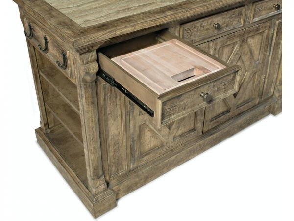 Picture of LAGRANGE KITCHEN ISLAND