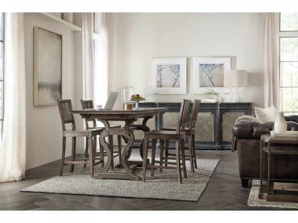 Picture of WOODLANDS FRIENDSHIP DINING TABLE
