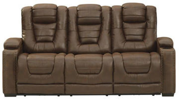 Picture of OWNER'S BOX POWER RECLINING SOFA