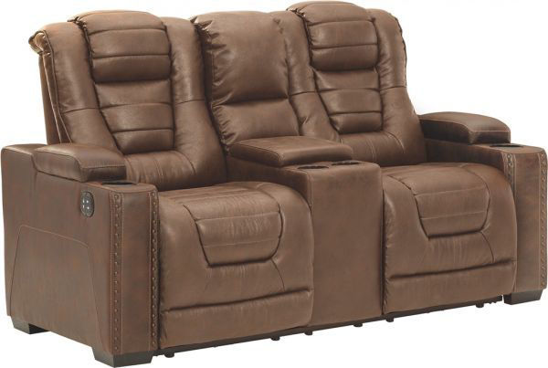 Picture of OWNER'S BOX POWER RECLINING LOVESEAT