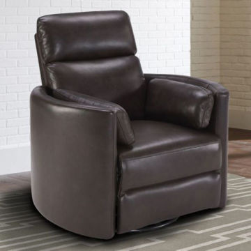 Picture of FLORENCE POWER SWIVEL RECLINER BROWN