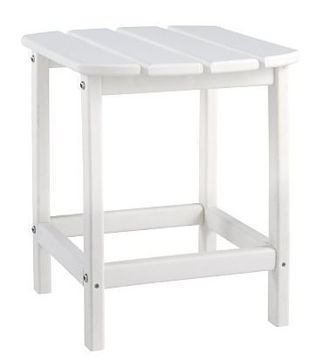 Picture of SUNDOWN TREASURE END TABLE WHITE