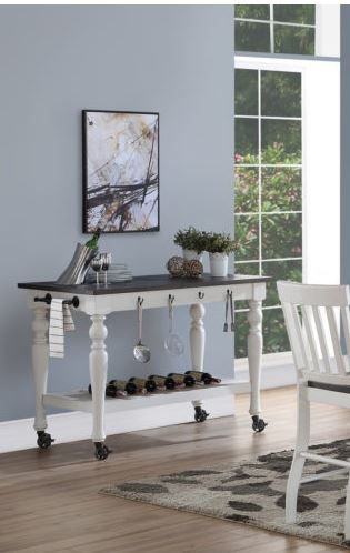 Picture of JOANNA KITCHEN CART
