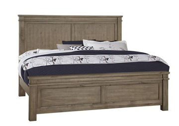 Picture of COOL RUSTIC KING MANSION BED