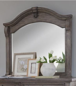 Picture of HEIRLOOM LANDSCAPE MIRROR